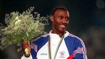 A look back at Linford Christie's career on his 60th birthday