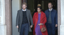 Meghan Markle Talks Her Due Date and the Sex of the Baby