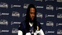 Seahawks QB and Richard Sherman Speak Out
