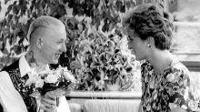Princess Diana's secret visits to HIV and AIDs patients