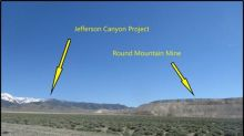 Gold79 Completes Soil Geochemical Survey and Provides Update on the Jefferson Canyon Project, Nevada