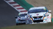 BTCC Brands Hatch: Hill stuns in free practice with Blundell Honda
