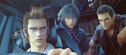 Final Fantasy exclusivity clarified at Square Enix conference