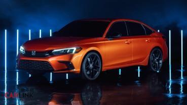 11代HONDA Civic原型車發表!北美明年初上市、台灣有機會進嗎?