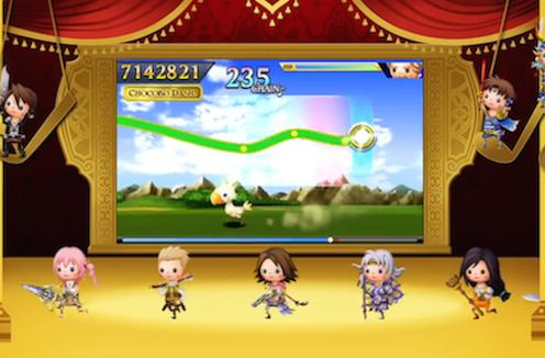 Theatrhythm FF: Curtain Call trailer hunts for sidequests