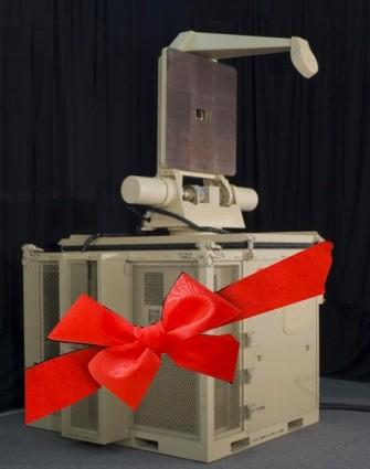 Raytheon sells its first 'pain ray,' and the less lethal arms race begins