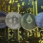 Cryptocurrency created two days ago worth $45bn