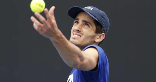 Tennis - ATP - Rolex Paris Masters - Pierre-Hugues Herbert éliminé du Masters 1000 de Paris dès le premier tour