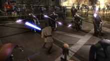 George Lucas 'cut the best lightsaber fight' from the 'Star Wars' prequels reckons stunt co-ordinator