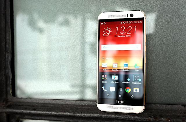 HTC One M9 preview: A battle between polish and progress