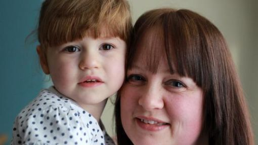 Toddler 'Lucky to Be Alive' After Battery 'Burned' Through Her Lung