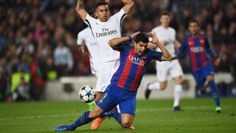 """Marquinhos: """"El árbitro tuvo mucho que ver en el 6-1 del Barcelona al PSG"""""""