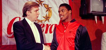 Trump's war with NFL started 31 years ago