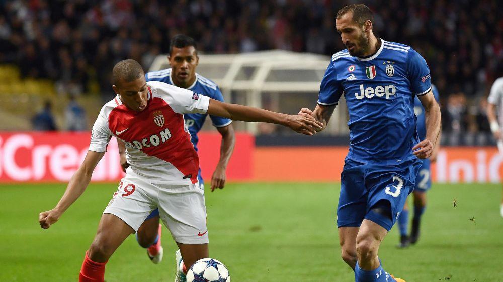 """Monaco-Juventus, Mbappé : """"Face à Buffon, il ne suffit pas de tirer"""""""