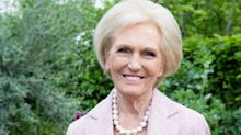 Mary Berry settles the scone debate once and for all