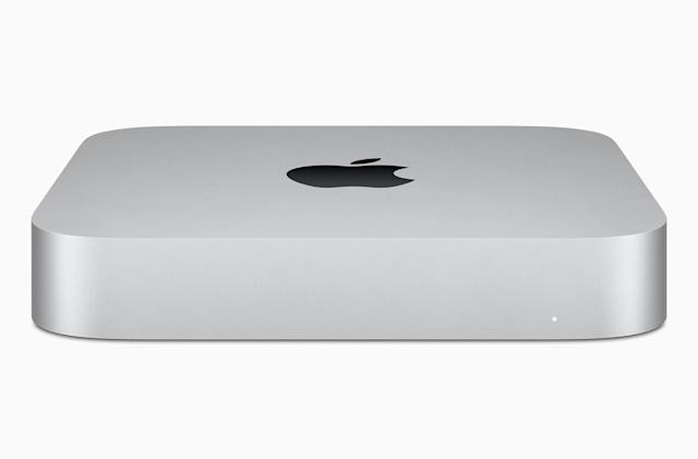 Apple's M1 Mac mini is $50 off at Amazon and B&H