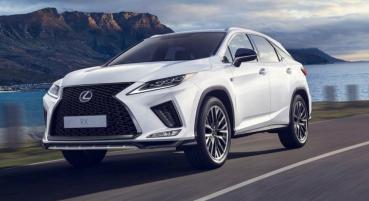 新一代 Lexus RX 問世時間點出爐,日媒預告:空間變更大!