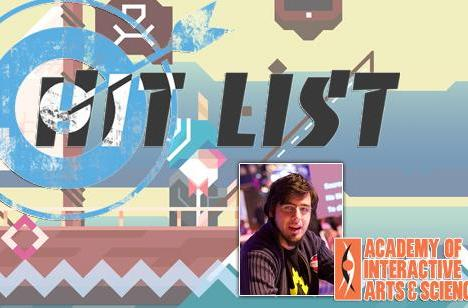 Hit List Q&A: Rami Ismail of Ridiculous Fishing dev Vlambeer