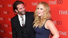 Bradley Cooper Responds to Amy Schumer's Engagement Joke: 'I Thought It Was Going to Be a Secret'