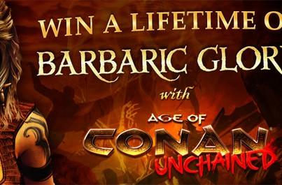Win an Age of Conan lifetime sub in new Funcom sweepstakes