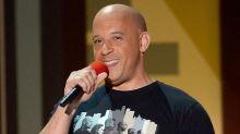 Vin Diesel Sings to Paul Walker at the MTV Movie Awards