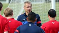 Jurgen Klinsmann on USMNT camp roster