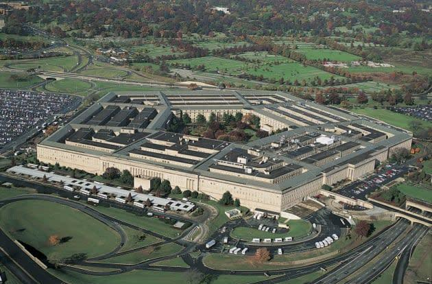 Pentagon turns to Silicon Valley for the future of warfare