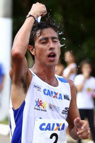 Atletismo: Erica Sena e Caio Bonfim competem no México