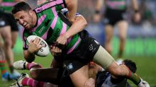 Burgess adds to Bunnies' middle problems