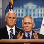 "White House Experts Offer Grim Coronavirus Predictions On Sunday Talk Shows: ""100,000 to 200,000 Deaths,"" Says Dr. Anthony Fauci"