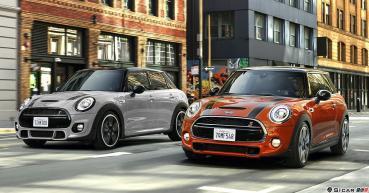 MINI掀背車系傳奇典藏版 全新上市