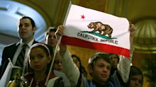 People in California are calling for the rural counties to declare independence from the rest of the state