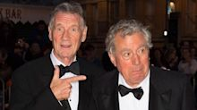 Terry Jones makes first public appearance since revealing dementia diagnosis