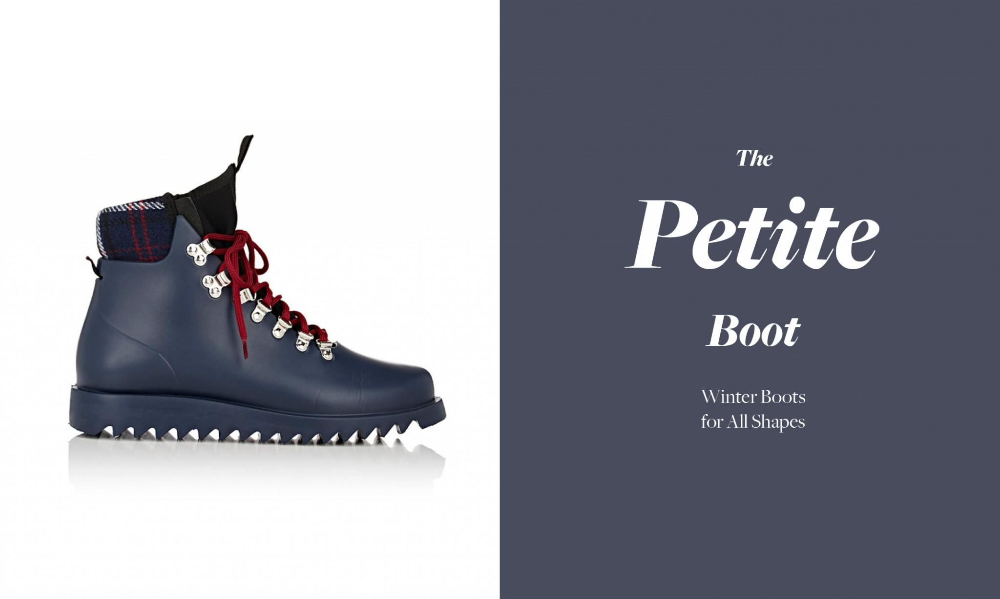 572899ddeb67 Shop Now: The Boots You Need to Buy if You're Petite, Tall, or Have ...