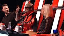 """Christina Aguilera & Ceelo Green Are Back! """"The Voice"""" Season 5 Premiere Blind Auditions 5x01- VOICE CAP"""