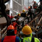 Mexico quake efforts continue amid calls for political austerity