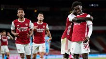El Arsenal rescata otro triunfo con una asistencia de Ceballos