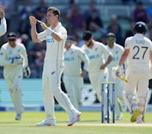 New Zealand on top in second Test after England openers fall