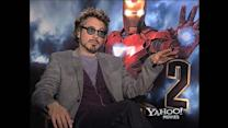 The Cast Talks: Downey vs. Stark