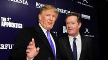 Celebrity Apprentice Winner Piers Morgan Asks to Be Trump's Chief of Staff