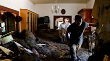 Millions without water in Santiago after floods and landslides cause havoc in Chile