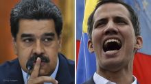 Venezuelan president says arrest of opposition leader Juan Guaidó 'will come'