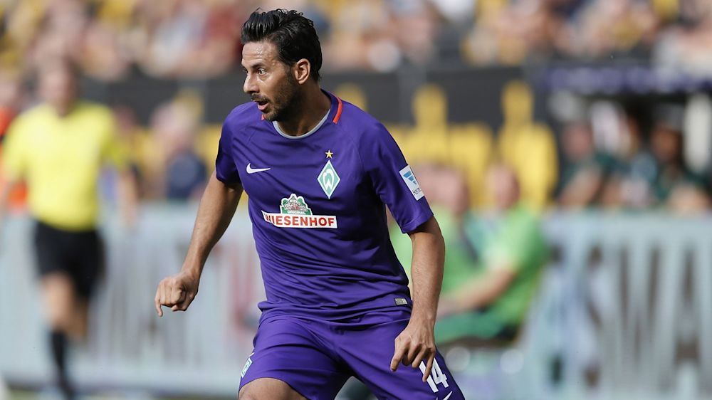 Medien: Claudio Pizarro will bei Werder Bremen verlängern