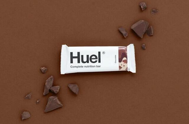 Meal replacement startup Huel brings its 200-calorie snack bars to the US