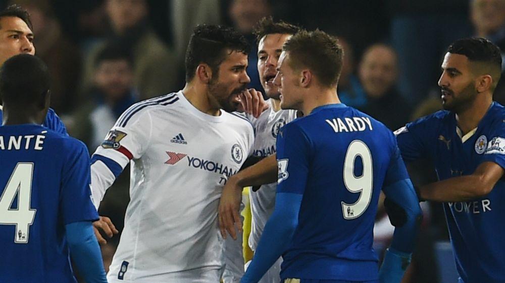 "Atlético Madrid, Filipe Luis : ""Vardy me rappelle Diego Costa"""