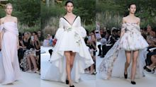The Best Looks from the Giambattista Valli Haute Couture Show in Paris