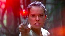 New 'Star Wars: The Force Awakens' Teaser Finds Rey Blasting Baddies