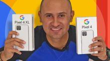Unboxing Google Pixel 4 y Pixel 4 XL