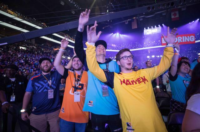 Overwatch League lands major merchandise deal with Fanatics