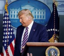 Trump says U.S. dealing well with 'tough,' 'smart' Taliban
